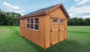 Colonial Barns - A Frame Shed thumbnail