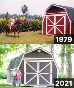 Barn Comparison
