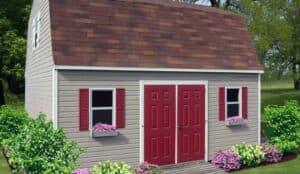 Barn Style Shed thumbnail