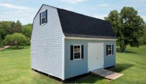 Colonial Barns & Sheds   Fully Lofted Shed thumbnail