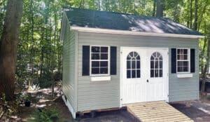 Colonial Barns | Cape Cod Shed thumbnail