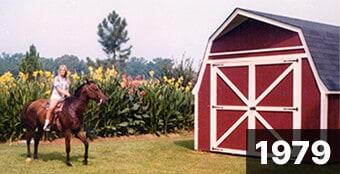 Colonial Barns - High quality, long lasting construction
