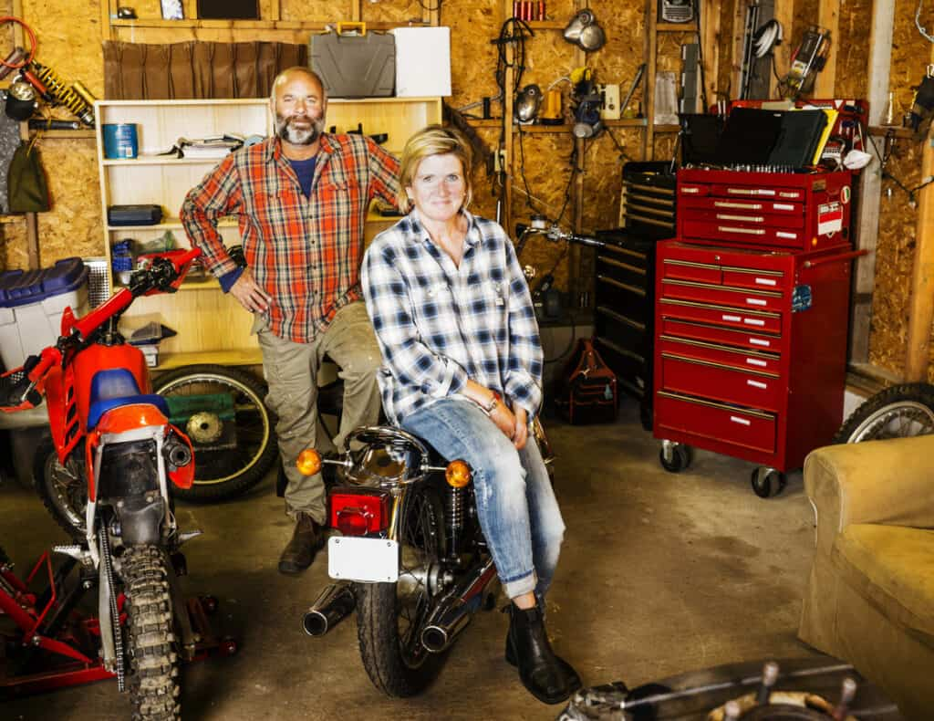 Looking For A Motorcycle Shed? Here's What You Need To Know!